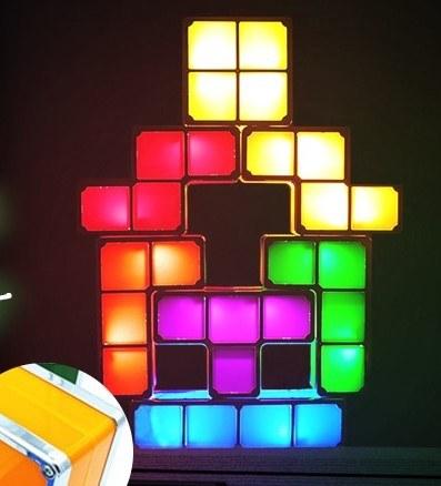 أشتري ضوء تيتريس LED