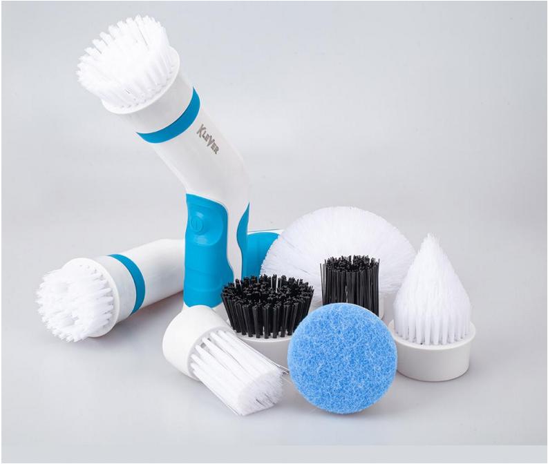 أنواع فرش التنظيف الكهربائية