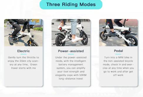 دراجة هوائية سمارت 2.0